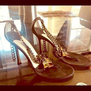 Jimmy Choo Gorgeous Stilleto Heels. Pre-owned